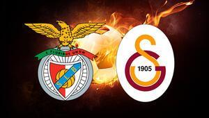Benfica Galatasaray Avrupa Ligi maçı ne zaman hangi kanalda ve saat kaçta