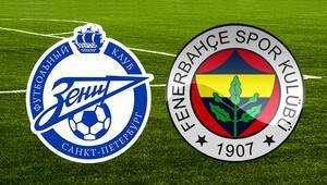 Zenit Fenerbahçe maçı ne zaman saat kaçta hangi kanalda canlı olarak yayınlanacak Fenerbahçe maçı şifresiz mi