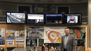 İÜ CERN deneyinin tam üyesi oldu