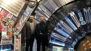 İstanbul Üniversitesi, CERNdeki CMS deneyinin tam üyesi oldu