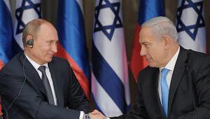 Son dakika... Putin ve Netanyahu görüşecek