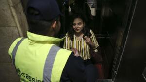 Asansörde kalanlar için özel kurtarma timi
