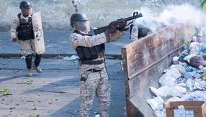 Haitide yakalan silahlı kişilerin bağlantıları araştırılıyor