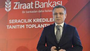 Ziraat Bankası sera kredilerinde yapı ruhsatı şartı kaldırıldı