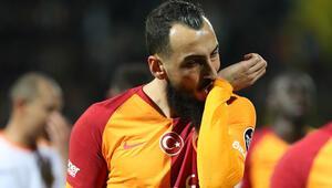 Mitroglou: Galatasarayda mutluyum ama...