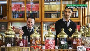 Türkiyenin en eski şirketi Hacı Bekir, 242 yıldır ağızları tatlandırıyor