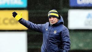 Eksi 9 derecede 10 eksikle Fenerbahçe, Zenitte tur arıyor...