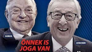 AB ve Macaristan arasında afiş savaşları