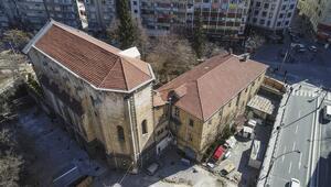 Atatürkün halka seslendiği bina 'arkeoloji enstitüsü' olacak