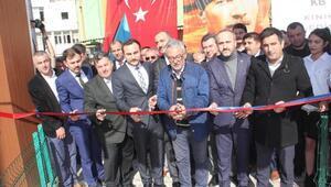 Kınıkta Şehit Fırat Yılmaz Çakıroğlu parkı açıldı