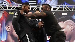 Joshua ve Miller arasında tartışma çıktı