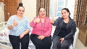 Türkiye'ye 360 kilo gitti, 315 kilo döndüler