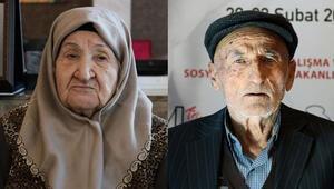 Cumhurbaşkanı Erdoğanın misafiri olan yaşlılar, duygularını böyle anlattı