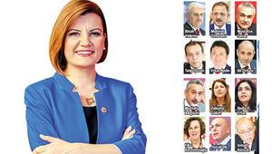 17 milletvekili başkanlık yarışında