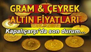 Altın fiyatları günün kapanışında ne kadar oldu 21 Şubat çeyrek altın ve gram altın fiyatlarında son durum