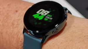 Samsungtan yeni akıllı saat: Galaxy Watch Active