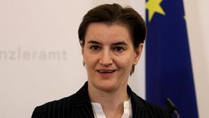 Sırbistan Başbakanı Brnabicin eşcinsel partneri doğum yaptı