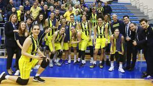 FIBA Kadınlar Euroleaguede Fenerbahçe, ZVVZ USK Prag ile eşleşti