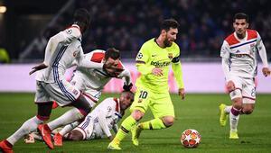 Messinin arkasında bıraktığı çaresiz futbolcular