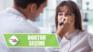 Burun estetiği ameliyatını hangi doktorlar yapabilir