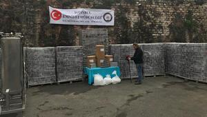 Son dakika... İstanbulda büyük operasyon: Binlerce kutu sahte enerji içeceği ele geçirildi