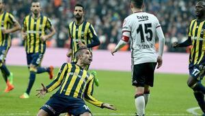 Vodafone Parkta büyük maçlarda Beşiktaşı yenen tek takım Fenerbahçe
