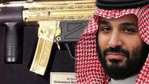Suudi Veliaht Prens'e Pakistan Senatosundan ilginç hediye