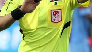 Spor Toto 1. Ligde 23. hafta maçlarını yönetecek hakemler açıklandı