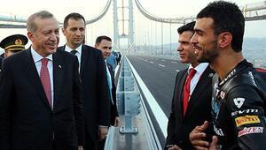 AK Partili Kenan Sofuoğlu: Yarışmak için Cumhurbaşkanımızdan izin isteyeceğim
