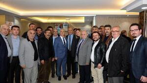 Başkan Bozbey'e, Gürsu'da yoğun ilgi