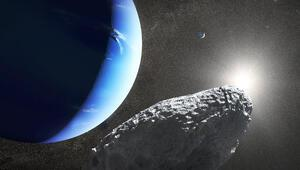 Neptünün yeni keşfedilen uydusu başka uydudan kopmuş olabilir