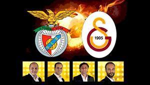 Benfica-G.Saray iddaada TEK MAÇ Yazarların beklentisi aynı...