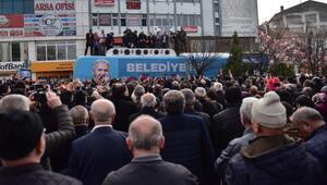 Binali Yıldırım: Edirne-İstanbul hızlı treni Çatalcadan geçiyor