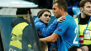 Zenit - Fenerbahçe maçından önemli anlar