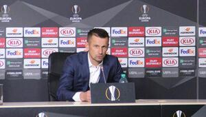 Sergey Semak: Oyuncularım çok iyi oynadı