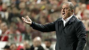 Fatih Terimden tepki Günahı UEFAnın boynuna...
