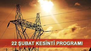Elektrikler ne zaman gelecek BEDAŞ kesinti programı