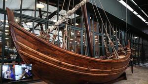 Yenikapı 12nin replikası Rahmi Koç Müzesinde