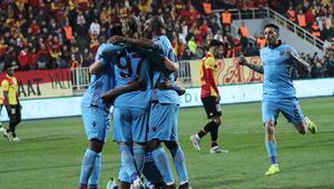 Trabzonspor Parmak ısırttı Fırtına İzmirde geri döndü