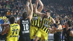 Avrupada Türk derbisini Fenerbahçe kazandı