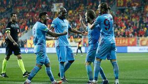 Trabzonsporun gençleri parmak ısırtıyor