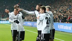 Beşiktaşın derbide güvencesi Vodafone Park