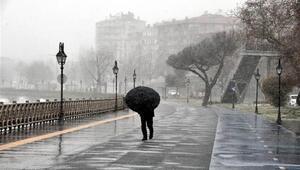 Trakyada kar ve fırtına etkili oluyor