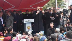 Adalet Bakanı Gül: Kılıçdaroğlu, milletin gözünün içine baka baka yalan söylüyor