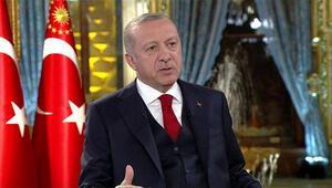 Cumhurbaşkanı Erdoğandan canlı yayında Kaşıkçı cinayeti açıklaması