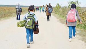 Avrupa'da 96 bin mülteci çocuk kayıp