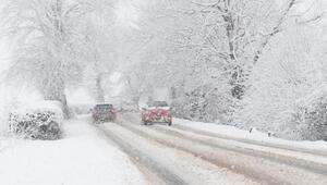 Yarın (Pazartesi) İstanbulda kar yağışı var mı