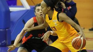 Galatasaray, Kayseri Basketbolu son periyottaki oyunuyla geçti