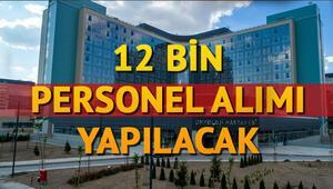 Bilkent Şehir Hastanesi 12 bin personel alımı yapacak... Bakan Kocadan personel alımı açıklaması