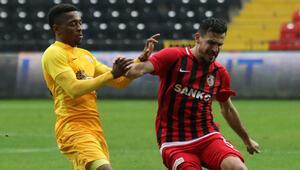 Gazişehir Gaziantep ile Eskişehirspor yenişemedi